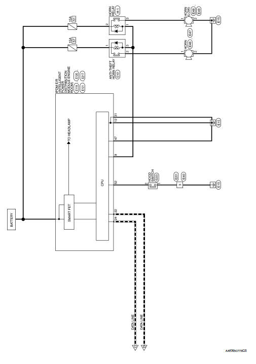 nissan rogue service manual wiring diagram without
