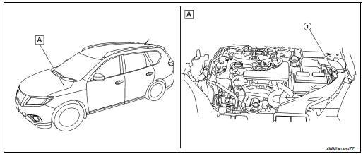 Nissan Rogue Service Manual: System description - IPDM E/R - Power